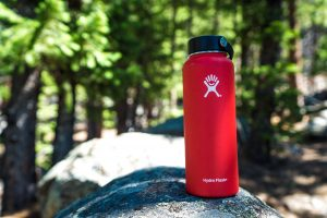 hydro flask to stay hydrated when hunting