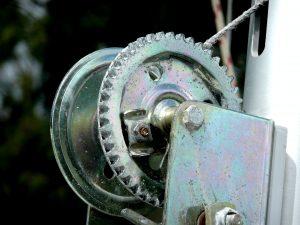 manual winch