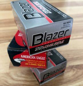.22 hunting ammo