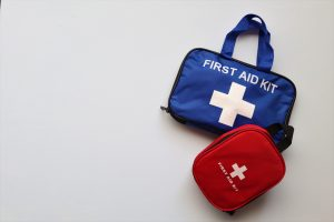 Small first aid kits are good for hunting