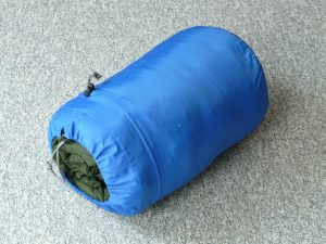 Backpack hunting sleeping bag
