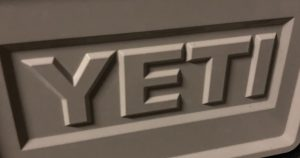 Yeti makes great hunting coolers