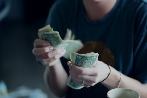 Counting money on a budget