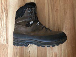 Rand on Lowa hunting boot